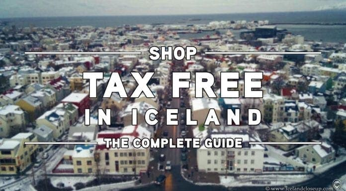 Tax Free Shopping in Iceland
