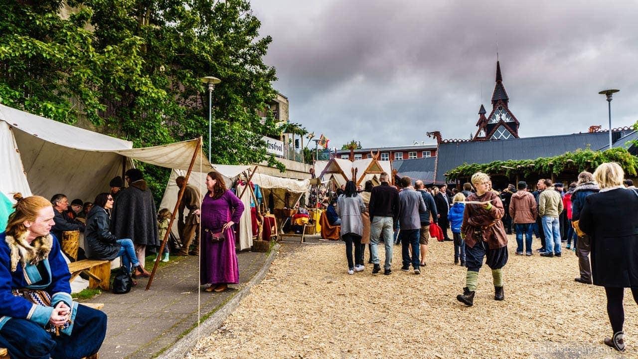 Icelandcloseup.com Viking Festival Hafnarfjordur
