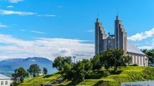 Icelandcloseup.com Akureyri Church