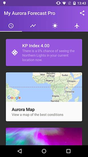 My Aurora App