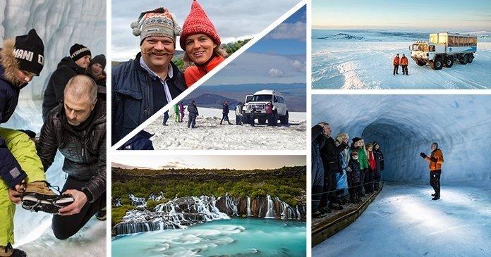 8_Fjords & Into the Glacier Tour