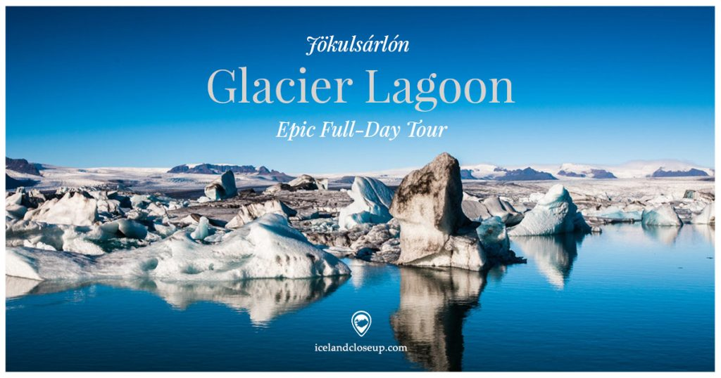 Jokulsarlon Glacier Lagoon Tour Iceland