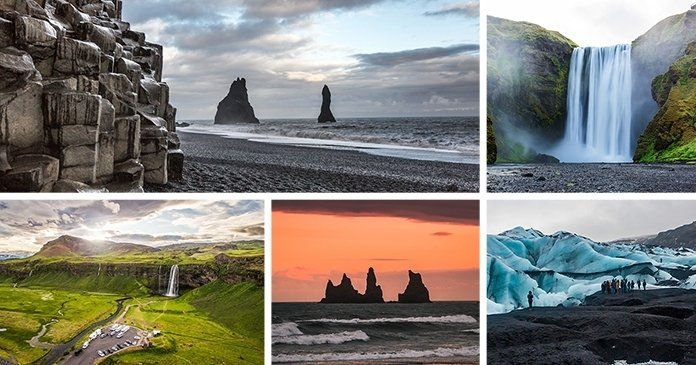 South Coast Iceland Tour