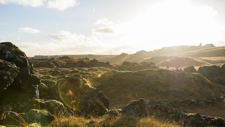 Snaefellsnes Peninsula Iceland Tour - Lava field