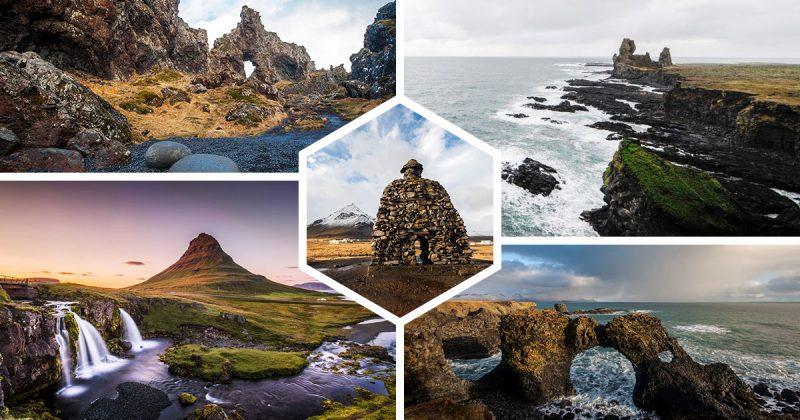 Premium Snaefellsnes Peninsula Tour in Iceland