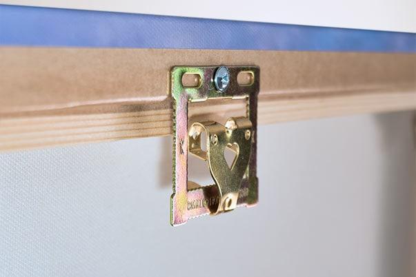 Canvas Hanging Hardware