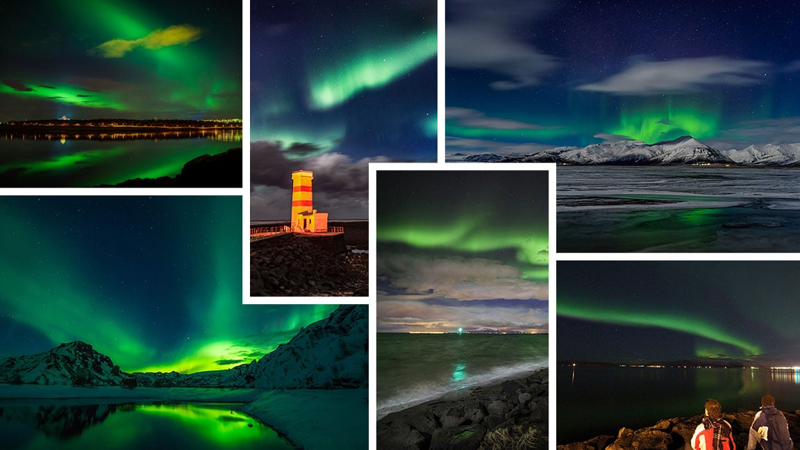 Northern Lights Mystery Multilingual Tour