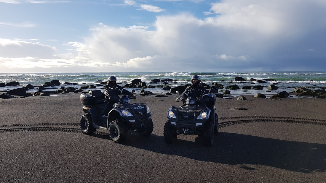 Golden Circle ATV Tour Iceland